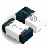 impressão cartão de visita valor alto da providencia