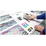 impressão colorida preço Sé
