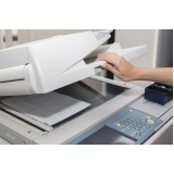 impressão digital e copiadora preço Parque Anhembi