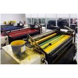 impressão digital offset Lapa