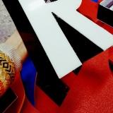 letras caixa grande Parque do Carmo