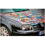 orçamento de envelopamento de carros prata Tremembé